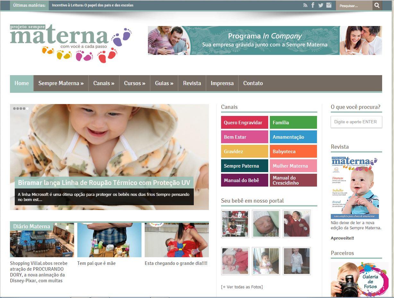 Sempre Materna 09-05